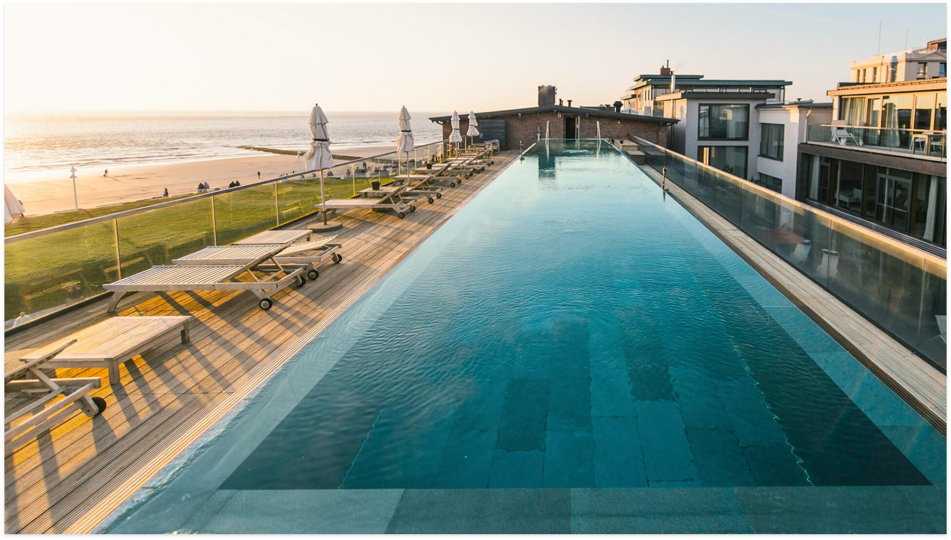 Seesteg-Norderney Pool
